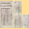 Laminate veneer door styles introduced