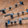 Small-project clamping tool line expanded